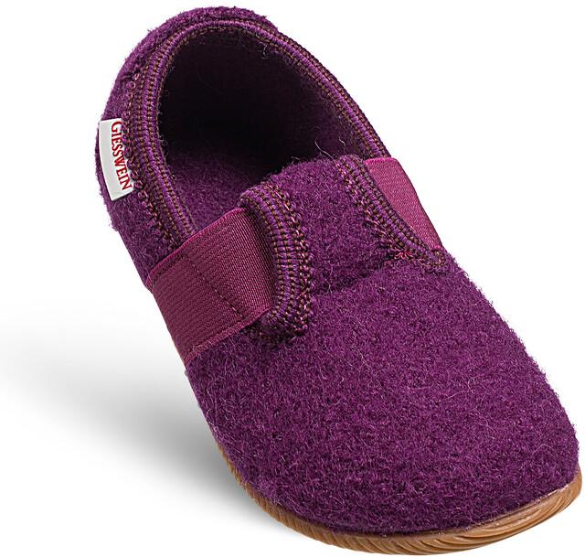 Giesswein Weidach Hjemmesko Børn, violet